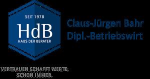 Claus-Jürgen Bahr Logo